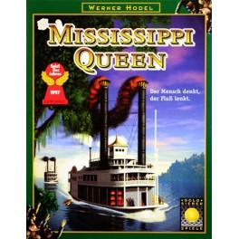 Mississippi Queen - Segunda Mano juego de mesa
