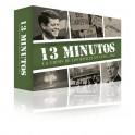 13 minutos - juego de cartas