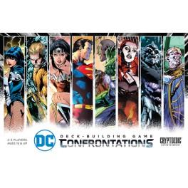 DC Comics DBG Confrontations - juego de cartas
