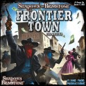 Shadows of Brimstone: frontier town expansion juego de mesa