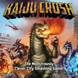 Kaiju Crush - juego de mesa