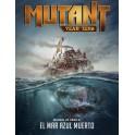 Mutant year zero: manual de zona 2 el mar azul muerto suplemento de rol