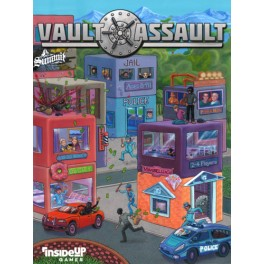 Vault assault juego de mesa