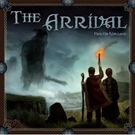 The Arrival + mini expansion tribal traits juego de mesa