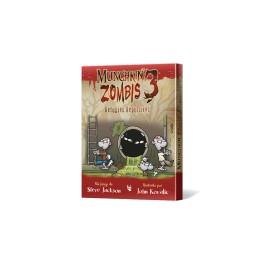 Munchkin Zombies 3: Refugios Repulsivos - expansión juego de cartas