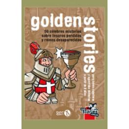 Black stories: Golden Stories juego de cartas