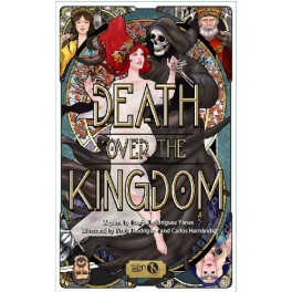 Death over the Kingdom juego de cartas
