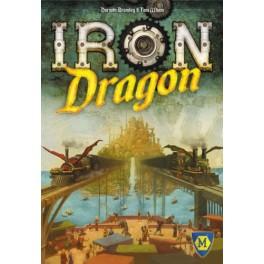 Iron Dragon New Edition juego de mesa