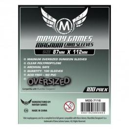 Fundas Mayday Magnum Dungeon (87x112mm) (100)