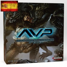 ALIEN VS PREDATOR: THE HUNT BEGINS 2 ED. (castellano)