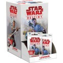 Star Wars Destiny. Legados: Caja de sobres de ampliacion
