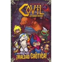 COVIL: Expansion Maldad Caotica - expansión juego de mesa