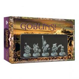 Dentro del laberinto: expansion goblins - expansión juego de mesa