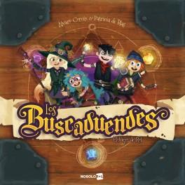 Los buscaduendes: el juego de rol + aventura promocional - juego de rol