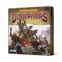 Warhammer Diskwars: Martillo y Fortaleza juego de mesa