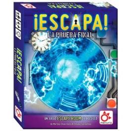 Escapa: La prueba final - juego de cartas