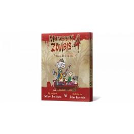 Munchkin Zombies 4: Piezas de Repuesto Expansión juego de cartas