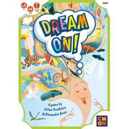 Dream on juego de cartas