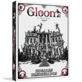 Gloom: hogares desdichados Expansión Juego de Cartas