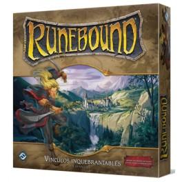 Runebound: Vinculos inquebrantables - expansión juego de mesa