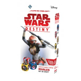 Star Wars Destiny. Rivales Set de Draft - juego de cartas