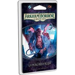 Arkham Horror: la mascara palida Expansión juego de cartas