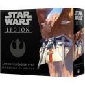 Star Wars Legion: Aerodeslizador T-47 - expansión juego de mesa