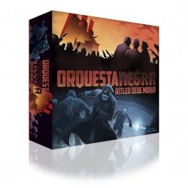 Orquesta Negra: Hitler Debe Morir - juego de mesa