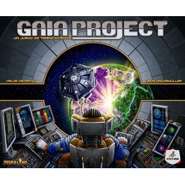 Gaia Project - juego de mesa