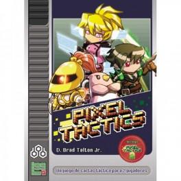Pixel Tactics (edicion en castellano) - juego de cartas