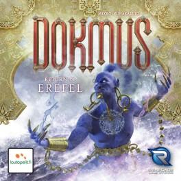 Dokmus: return of Erefel expansión juego de mesa