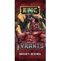 Epic  tiranos: sobre la venganza de Raxxa expansión juego de cartas