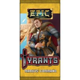 Epic tiranos: sobre el yugo de Markus expansión juego de cartas
