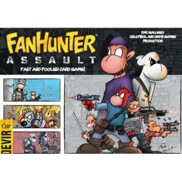 Fanhunter Assault juego de cartas