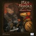 Mice and Mystics de ratones y magia - tercera edicion juego de mesa