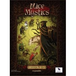 Mice and Mystics de ratones y magia: el corazon de Glorm expansión juego de mesa