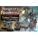 Shadows of Brimstone: undead outlaws - deluxe enemy pack - expansion juego de mesa