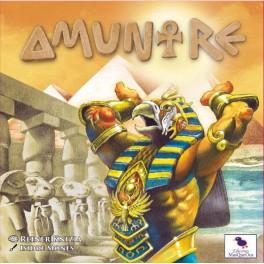 AMUN-RE - juego de mesa