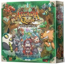Arcadia Quest: Mascotas - expansión juego de mesa