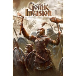Gothic Invasion juego de mesa