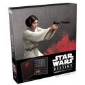 Star Wars Destiny. Carpeta para dados Princesa Leia - accesorio