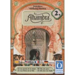 Alhambra: Expansion Las Puertas de la Ciudad
