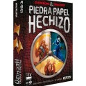 Dungeons & Dragons: piedra papel hechizo + carta promocional juego de cartas
