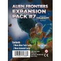 Alien Frontiers: Expansion pack 7 expansion Juego de mesa
