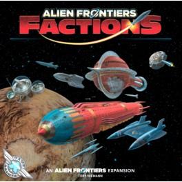 Alien Frontiers: Factions Expansión Juego de mesa