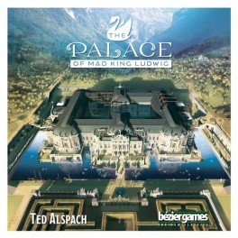The palace of mad king ludwig - juego de mesa