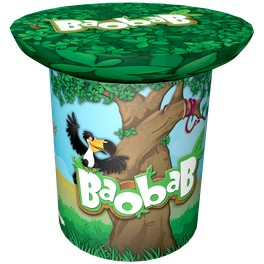 Baobab juego de cartas