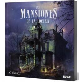 La llamada de Cthulhu: Las Mansiones de la Locura juego de rol