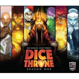 Dice Throne - juego de cartas