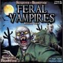 Shadows of Brimstone: feral vampires mission pack expansión juego de mesa